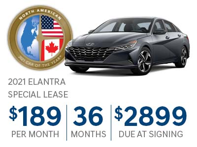 Great deals on Elantra